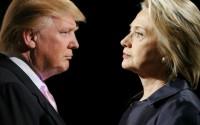 تهدید ترامپ یا اخم کلینتون
